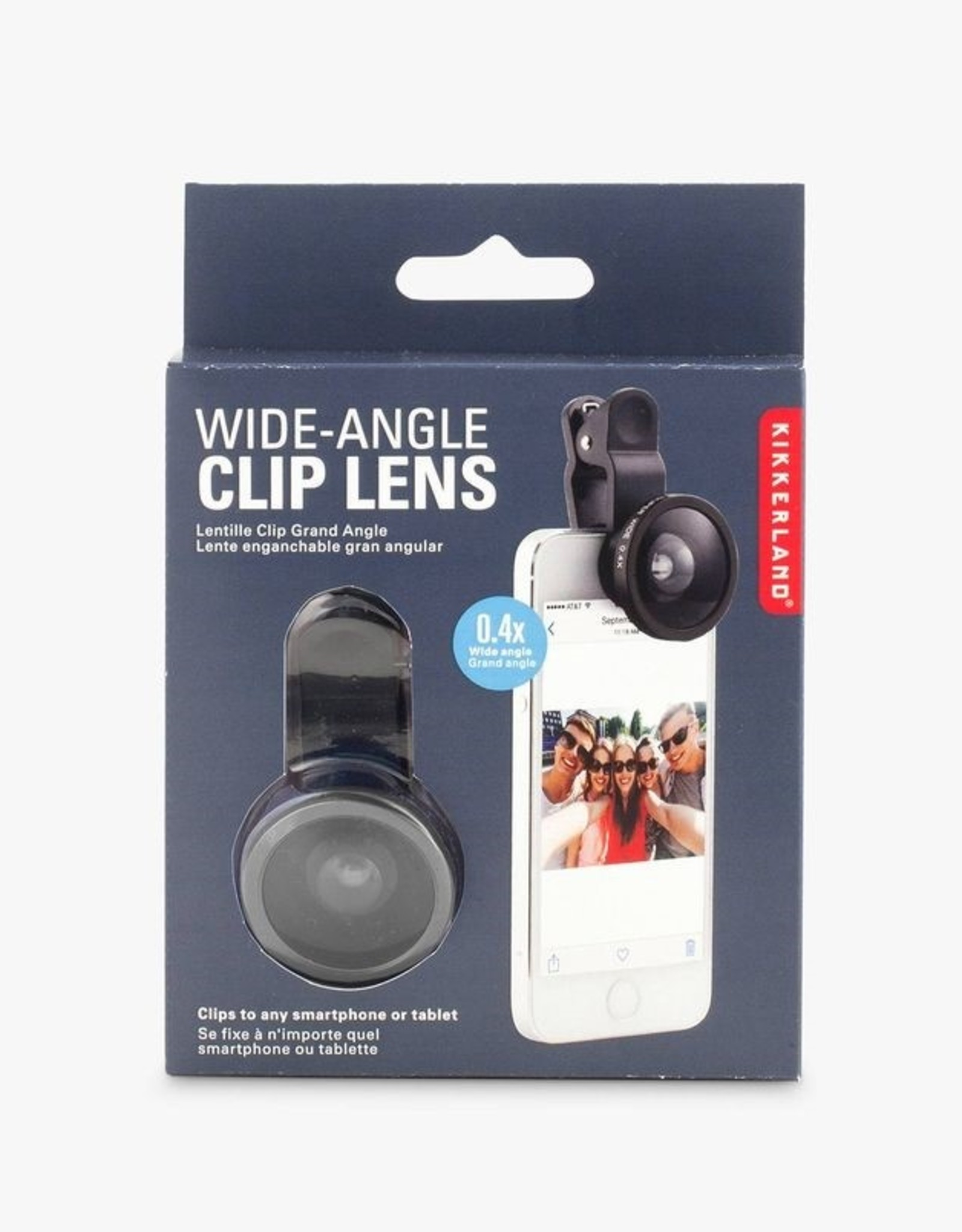 Kikkerland KL-Wide Angle Selfie