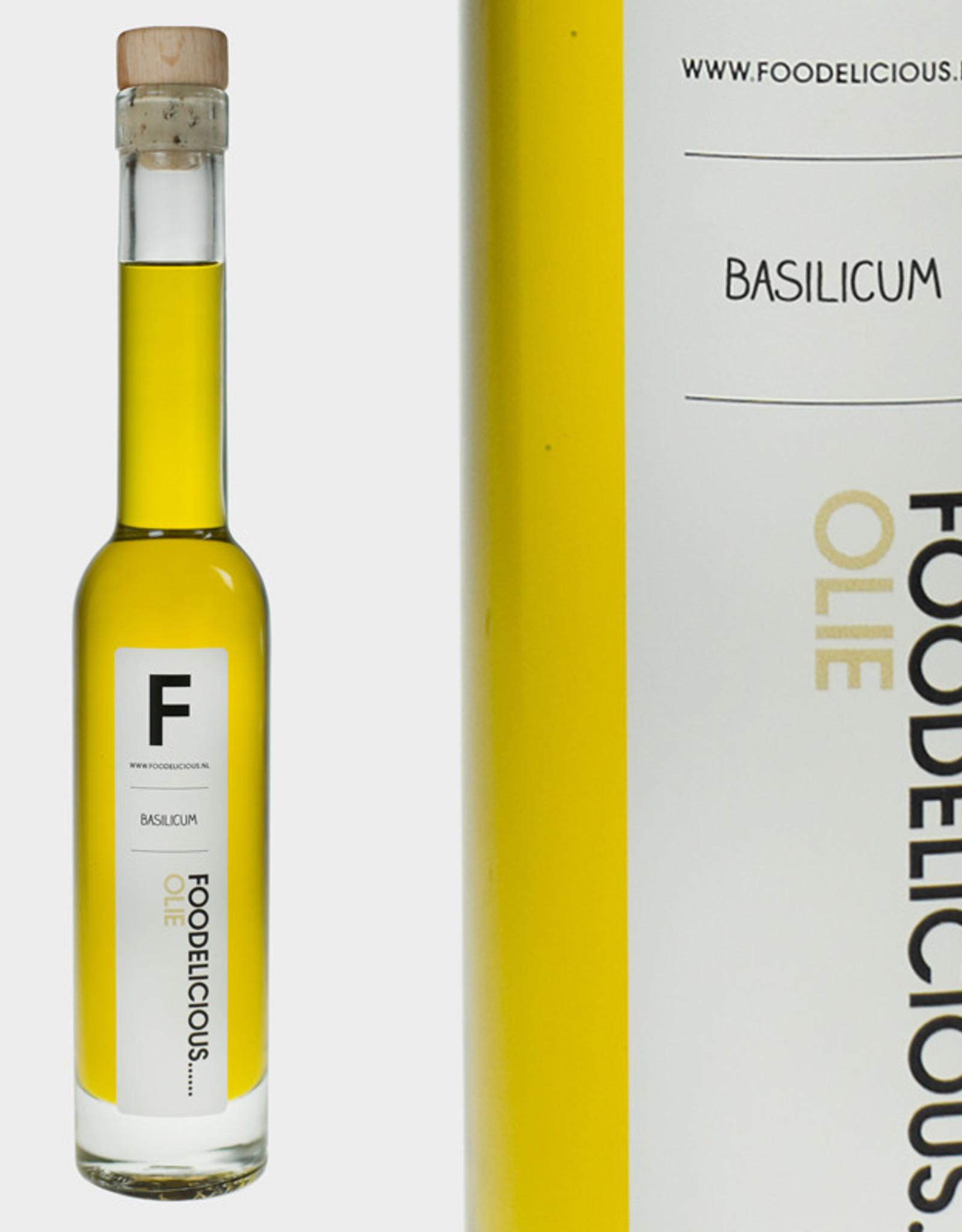 Foodelicious Foodelicious-Sesamolie 225ml