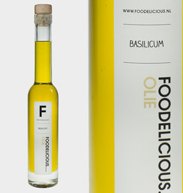 Foodelicious Basilicumolie