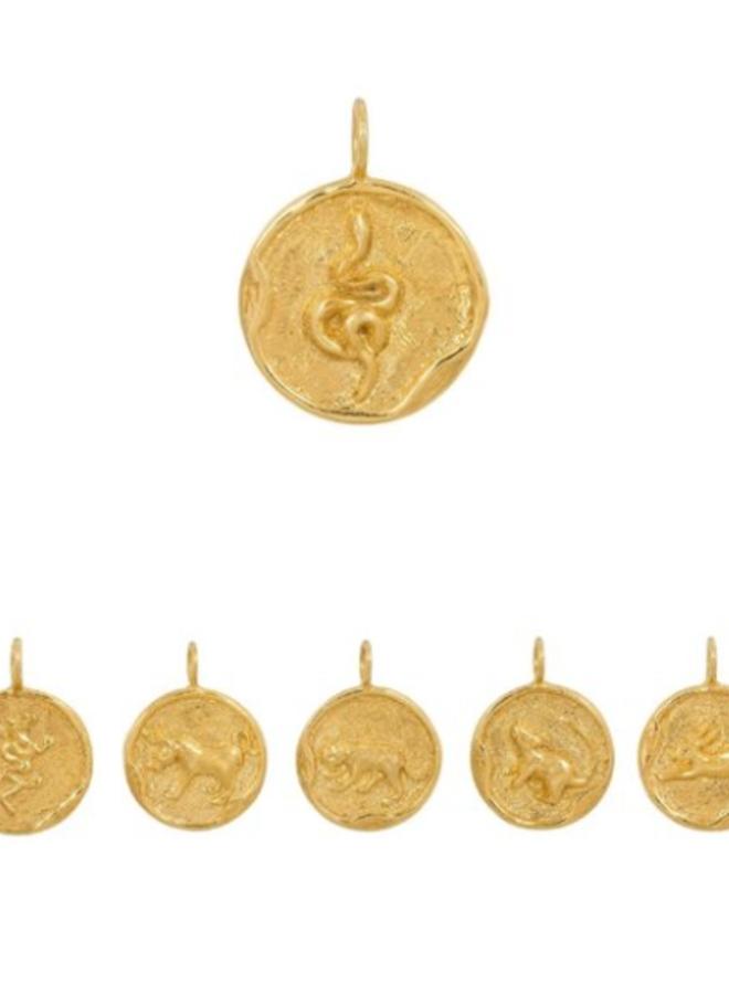 Taj Chinese Zodiac Pendant