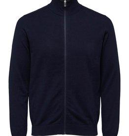 Selected Homme Selected Homme-Berg Full Zip Cardigan