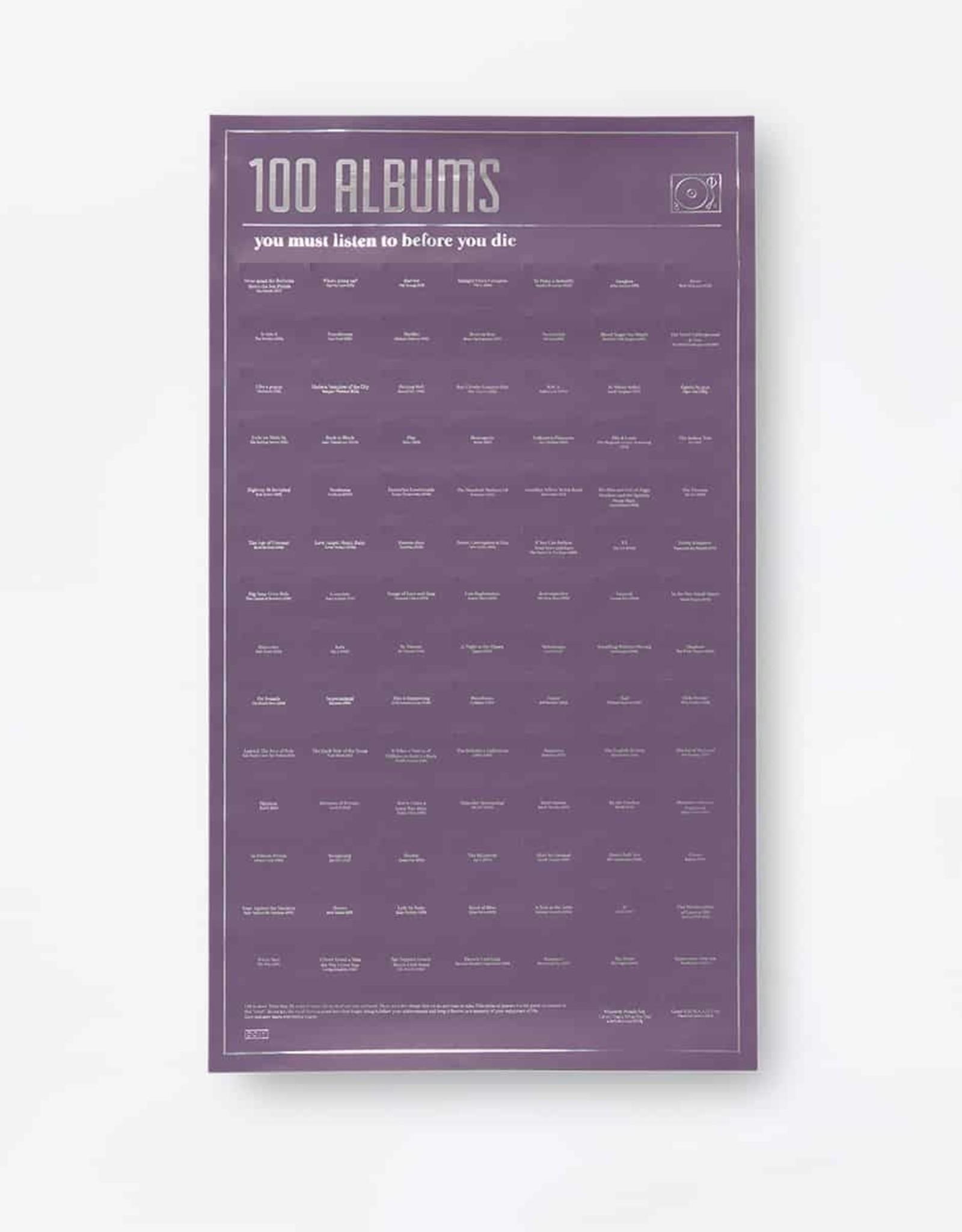 DOIY Doiy-100 Albums You Must Listen