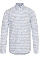 Casual Friday Casual Friday-Jaquard Camo Shirt 3444