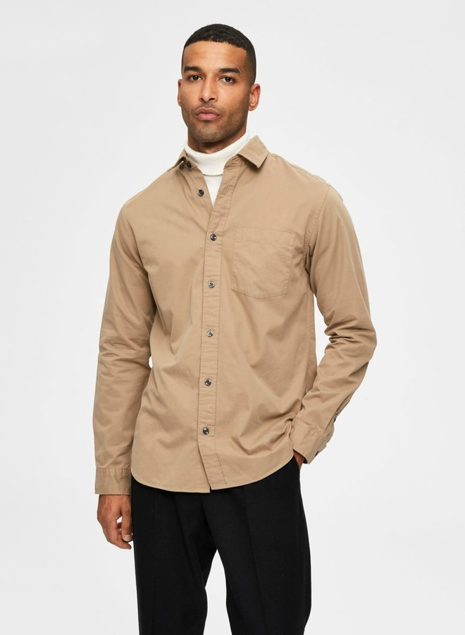 Selected Homme-Austin Solid Shirt 77308