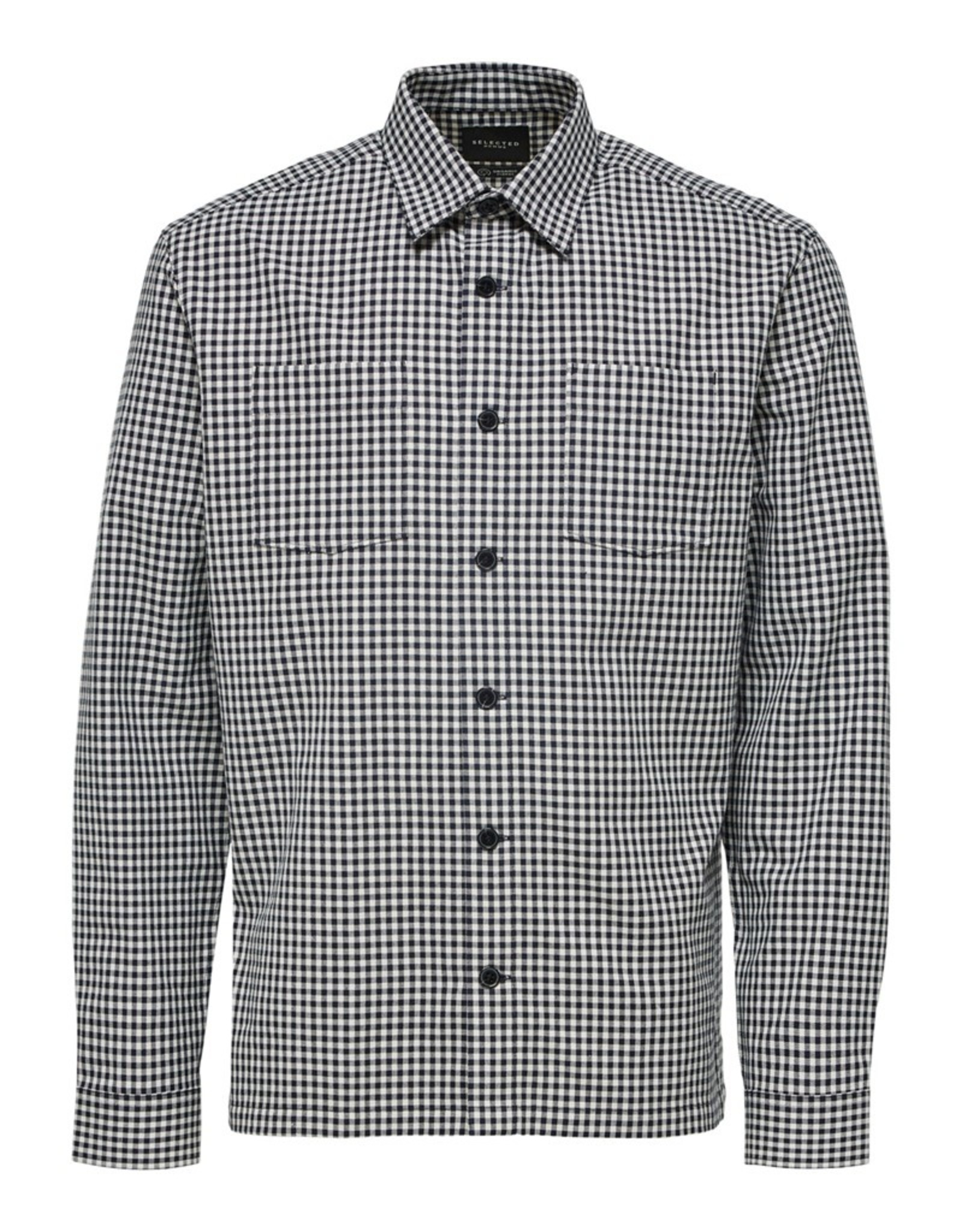 Selected Homme Selected Homme-Loose Elan Overshirt LS