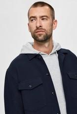 Selected Homme Selected Homme-Loose Luke Overshirt (Meerdere kleuren)