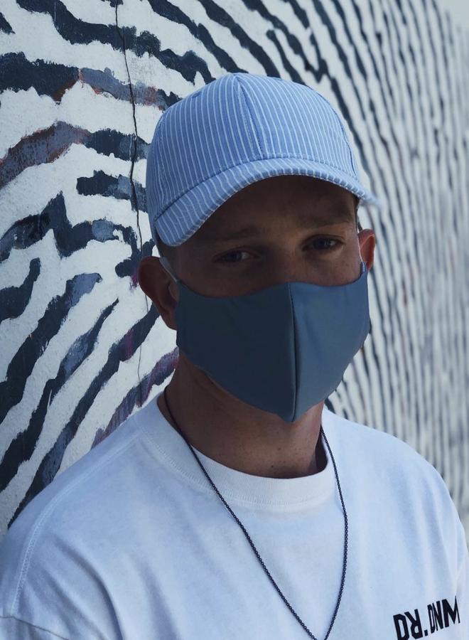 Make My Day Facemask plain