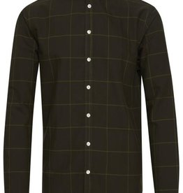 Casual Friday Casual Friday-Checked Oxford Shirt 3513