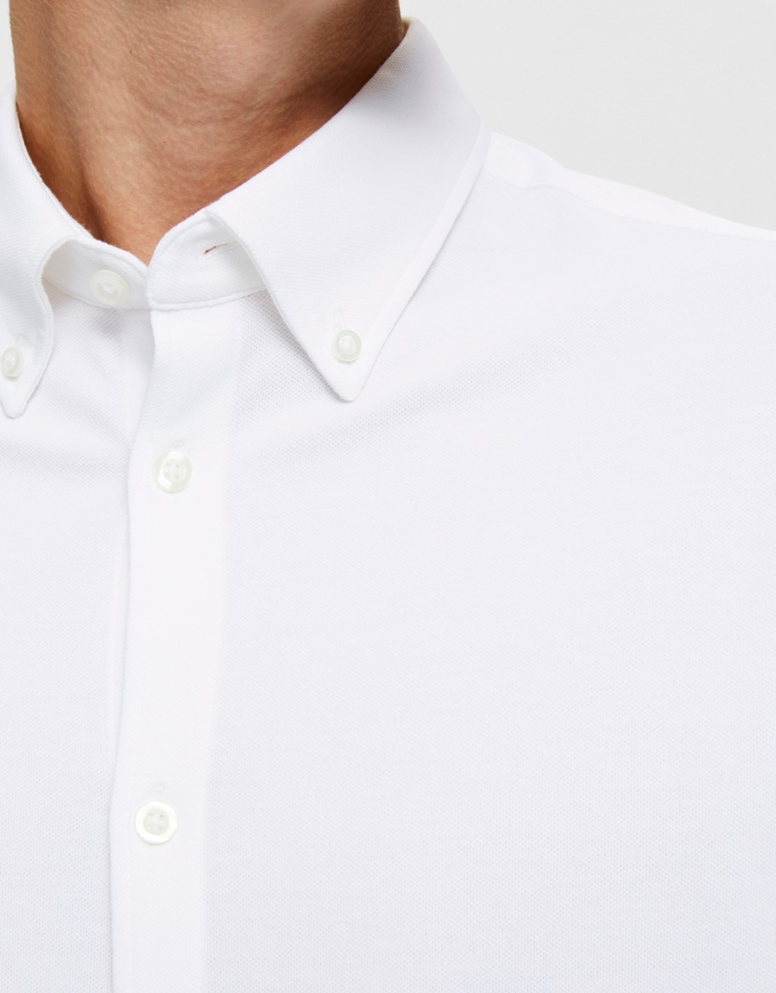 Selected Homme Selected Homme- Slim Avenue Knit Shirt