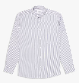 Woodbird Woodbird-Fling Stripe Shirt