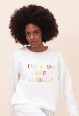 Womom AW20-8-WOM-Sweater The Kids Are Alright