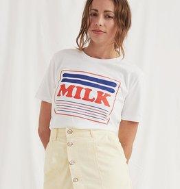 Womom Adieu Cliché - Milk Shirt
