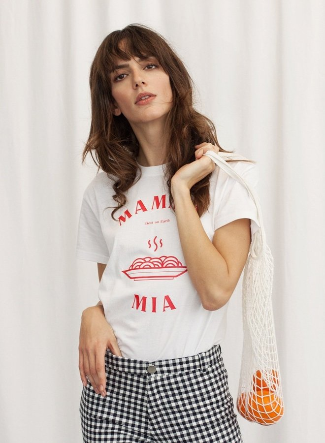 Adieu Cliché - Mamma Mia Shirt