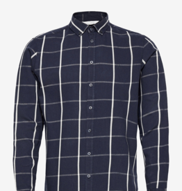 Casual Friday Casual Friday-Checked Oxford Shirt (Meerdere kleuren)