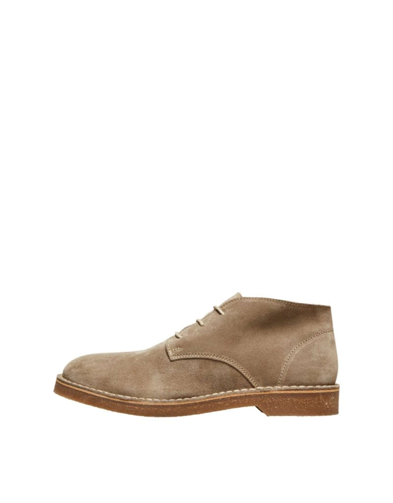 Selected Homme SS21-1-SE-Riga Suede Desert Boot 73601
