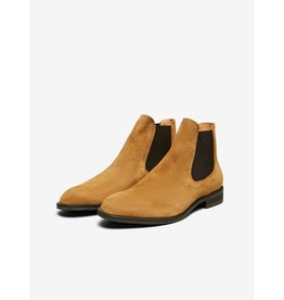 Selected Homme Selected Homme-Louis Suede Chelsea Boot