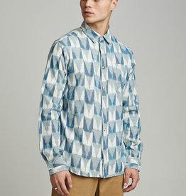 Anerkjendt Anerkjendt-Louis Ikkat Shirt (Meerdere kleuren)