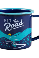 Gentlemen's Hardware Cortina-Enamel Mug Hit The Road