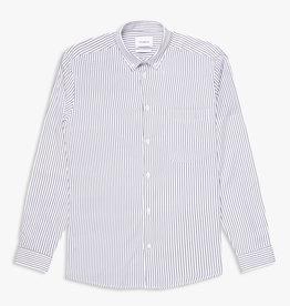 Woodbird Woodbird-Fling Stripe Shirt