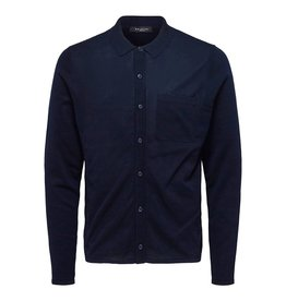 Selected Homme Selected Homme-Eli Polo Cardigan