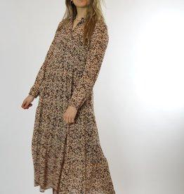 Moss Copenhagen Moss Copenhagen - Merila Rikkelie LS Dress