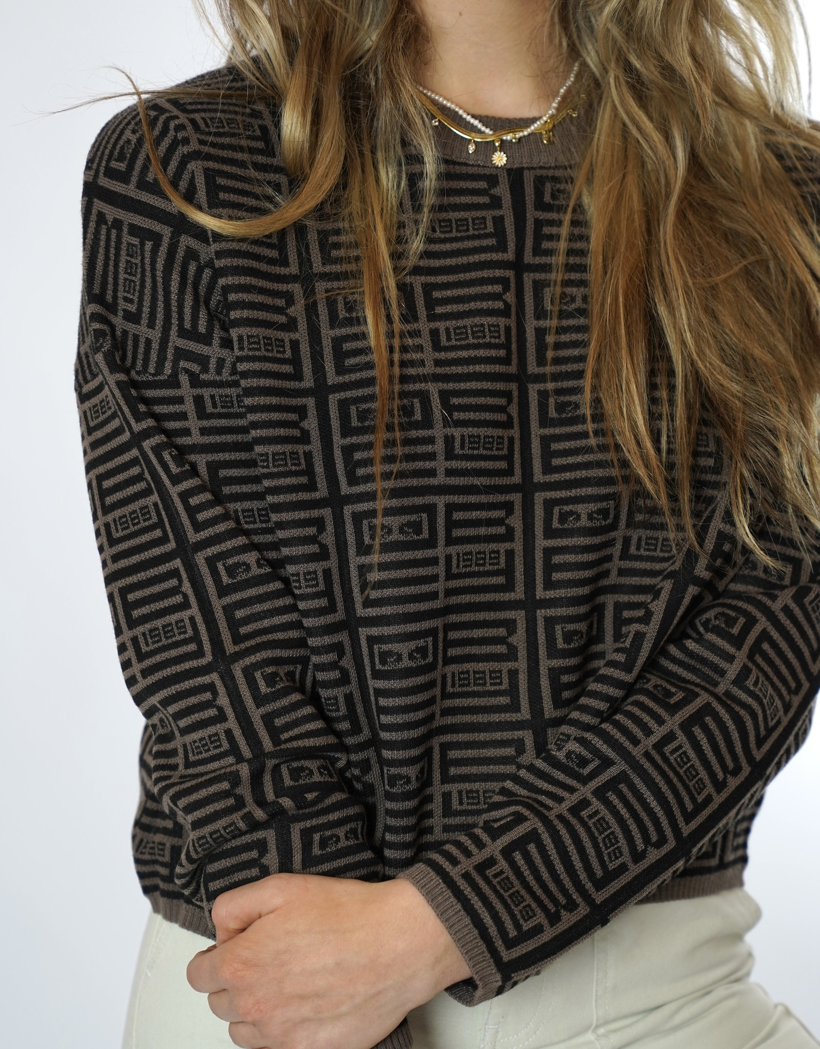 Obey Obey - Block Party Sweater