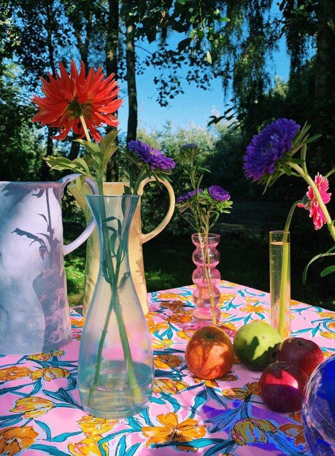 Anna Nina Small Vase Blue