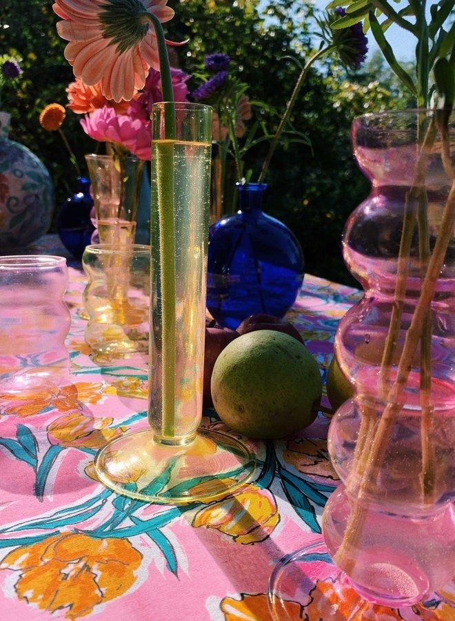 Anna Nina Small Vase Lemonade