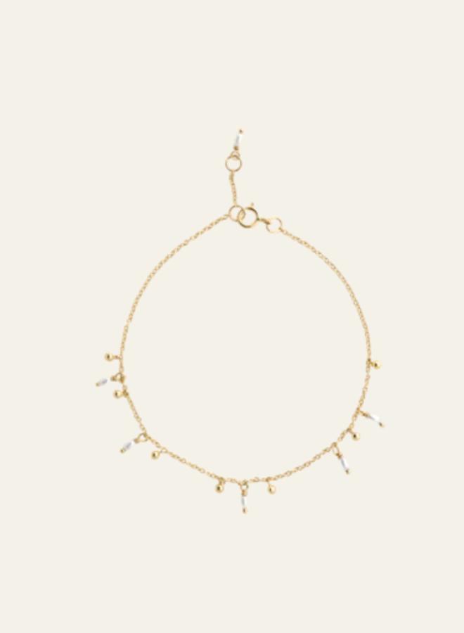 Anna + Nina - Cosmic Dust Bracelet