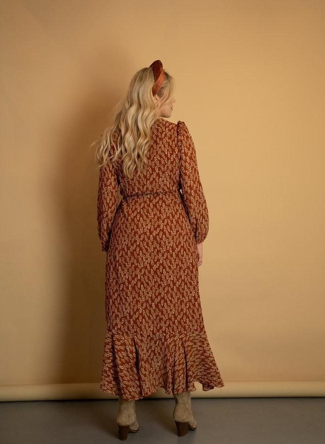 Make My Day Ruffle Dress