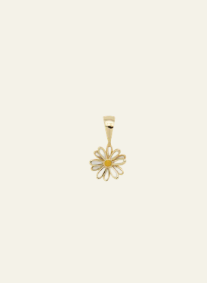 Anna+Nina Daisy Necklace Charm