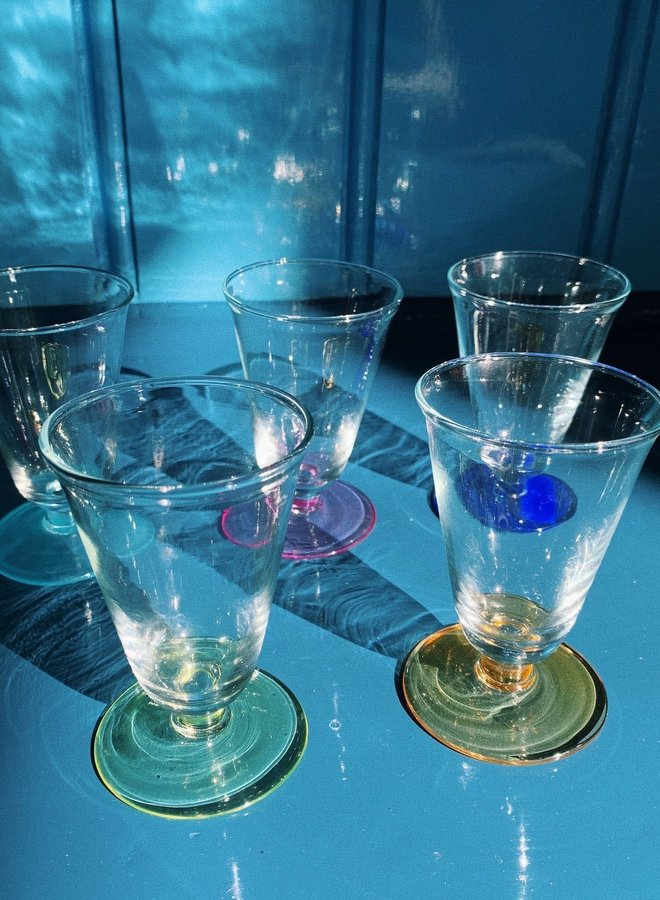 Anna + Nina Wine Glass