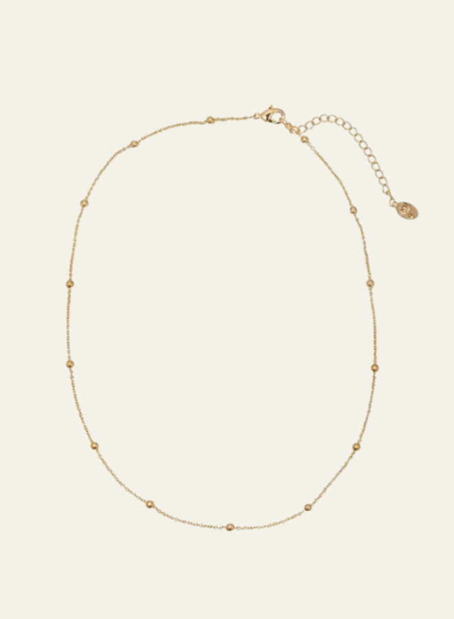 Make My Day Essential Necklace Cute Beads