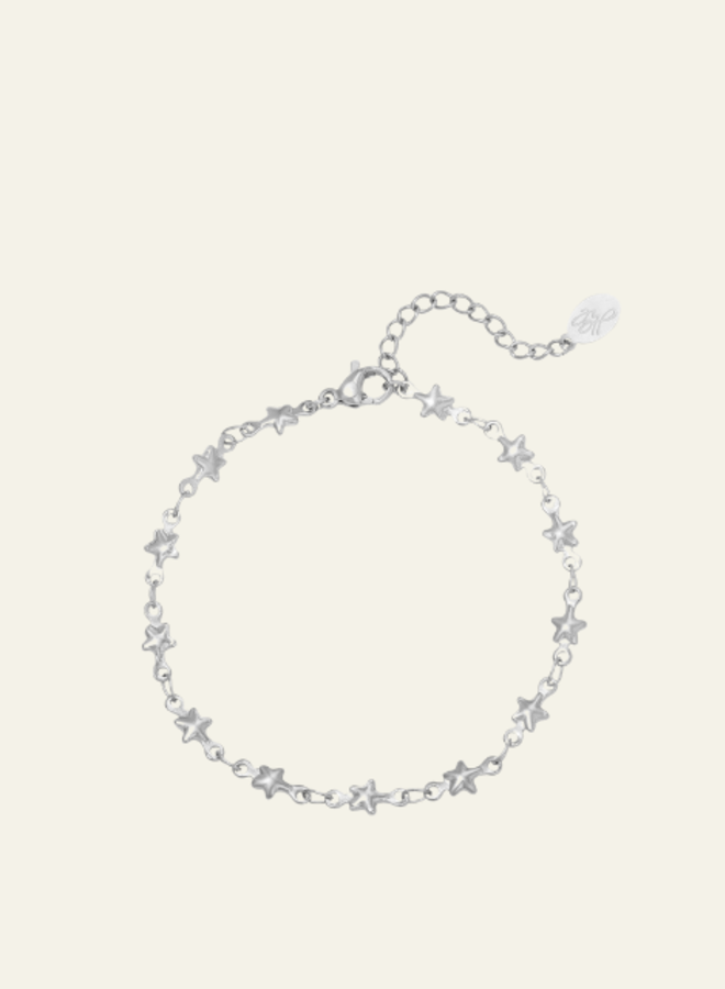 Make My Day Essential Bracelet Chained Star