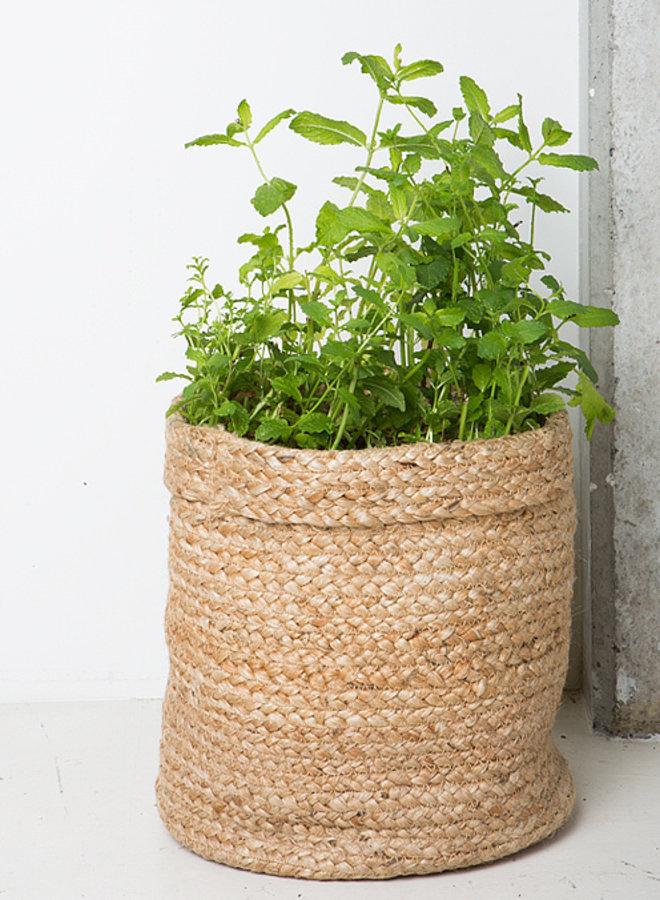Urban Nature Culture Braided Basket