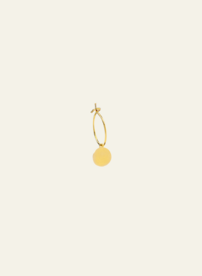 Make My Day Essential Earring Stylish Circle