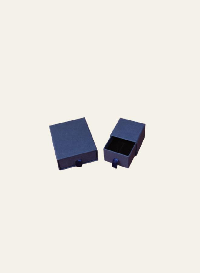 MMD-Gift Box Jewellery Navy