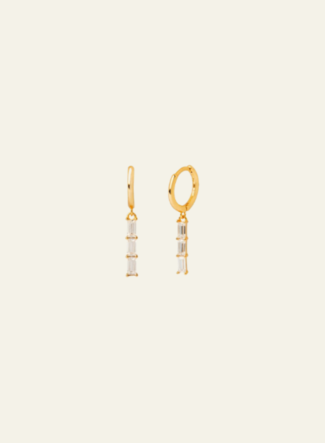 Aleyolé-Single Earrings Ofelia