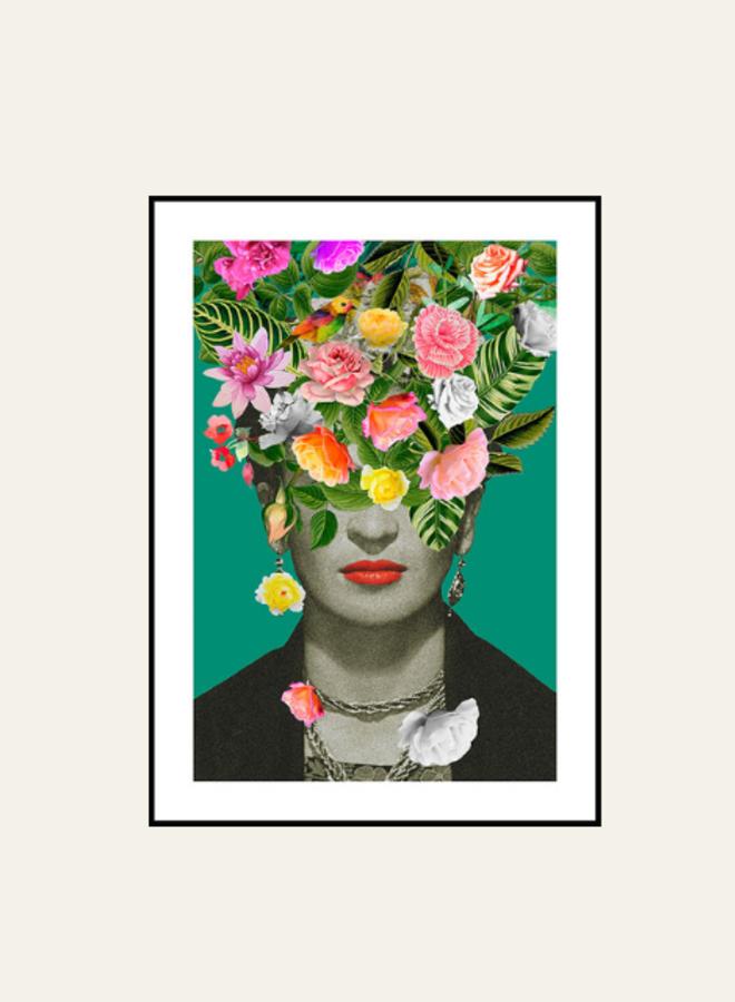 Posterstore Frida Flora