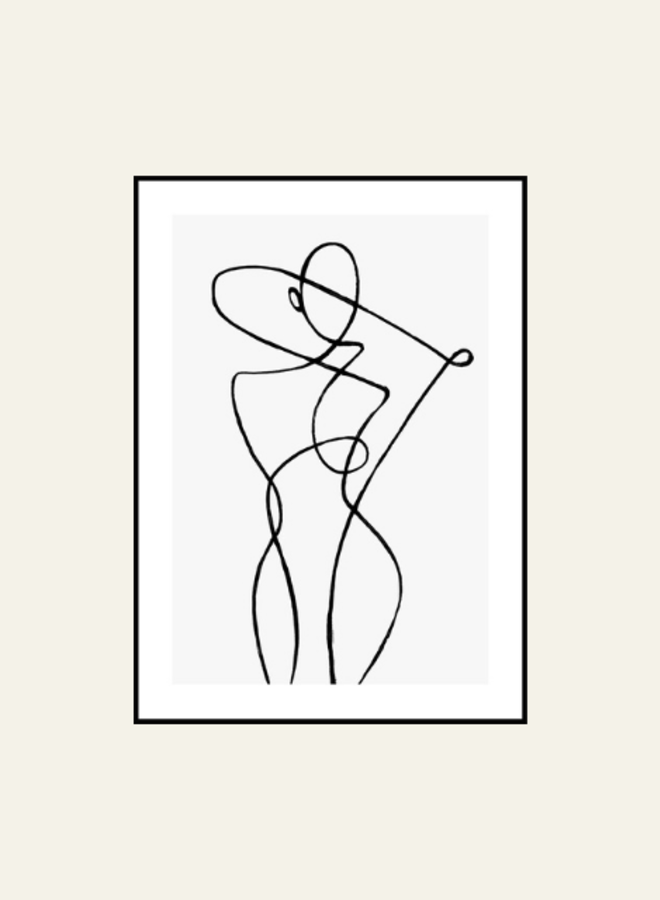 Posterstore Peytil Figuratone