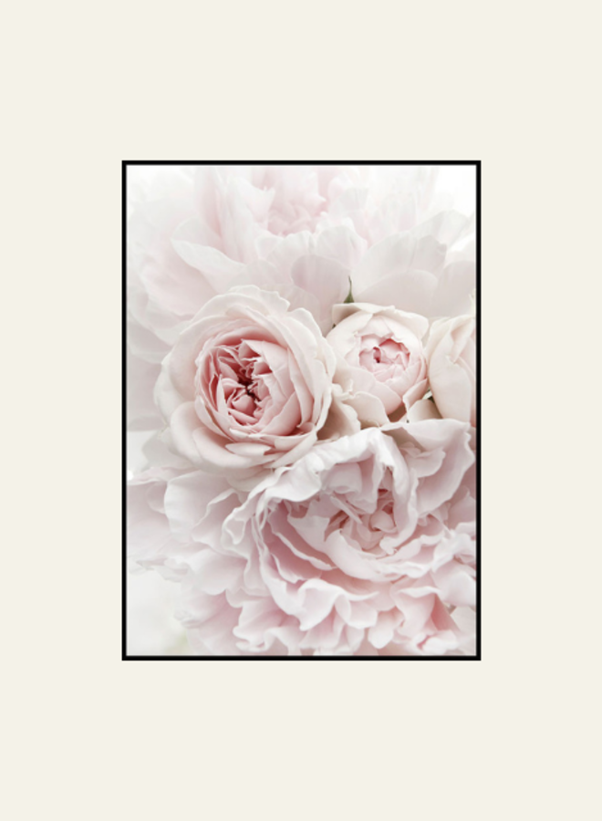 Posterstore Pink Flowers