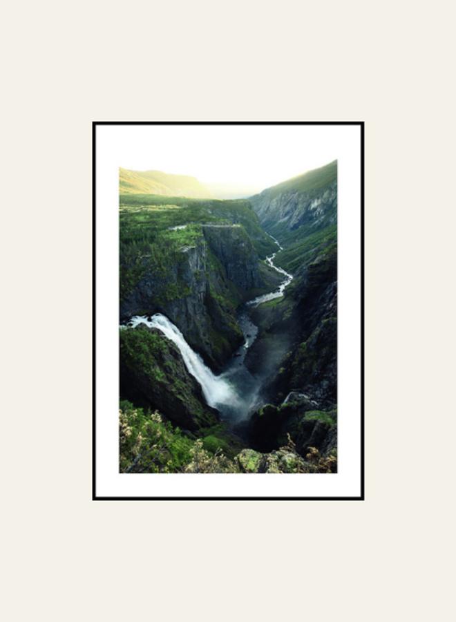 Posterstore Voringfossen Waterfall