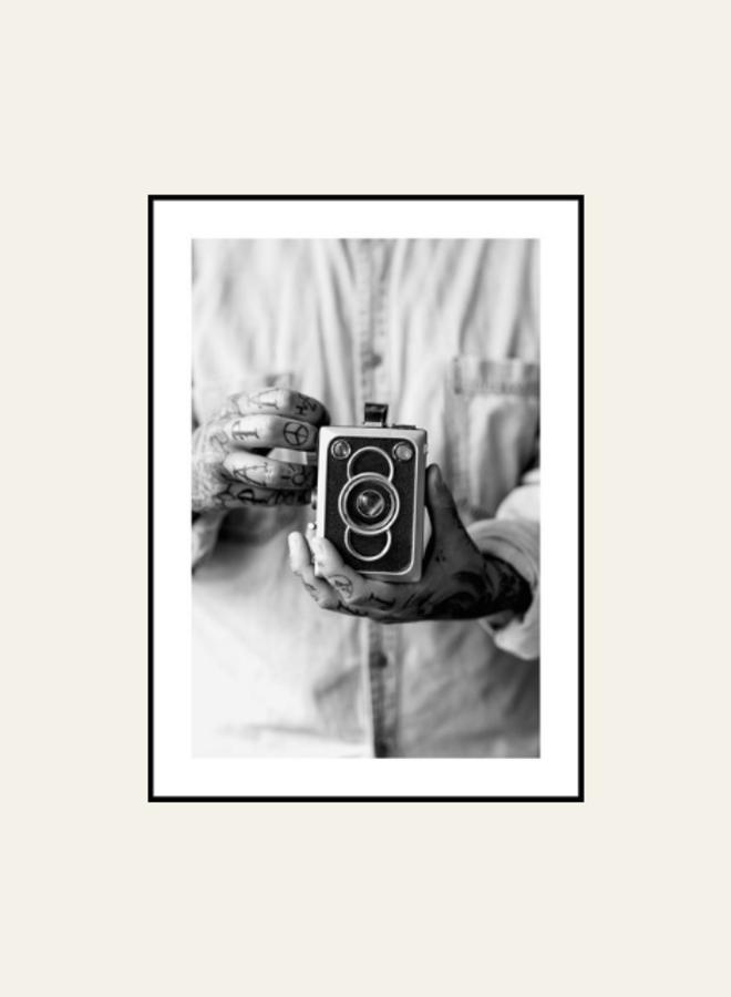 Posterstore Vintage Camera