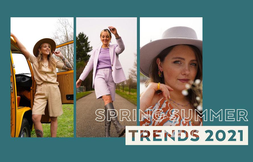 Spring summer trends 2021