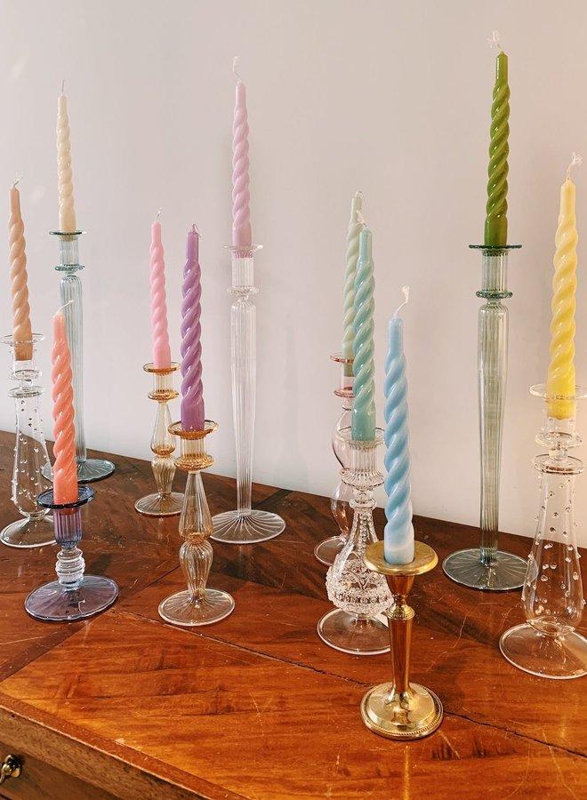 Anna + Nina Twisted candle