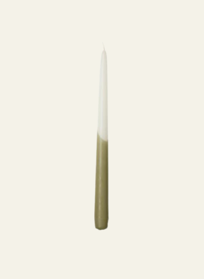 Rustik Candle Two Tone