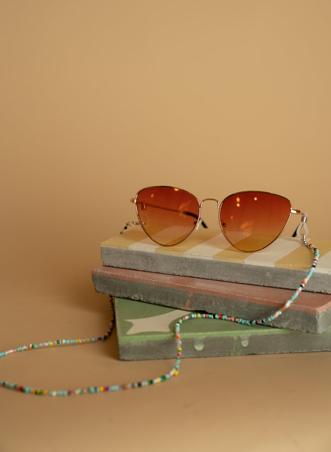 Make My Day Sunglasses Cord Deluxe Beads
