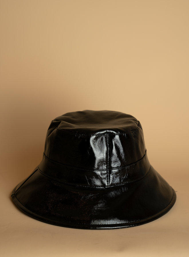 Make My Day bucket Hat Patent