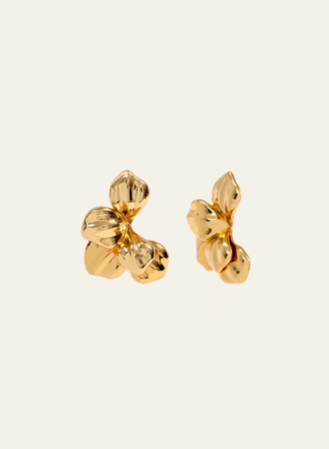 Aleyolé Earring Giselle Gold