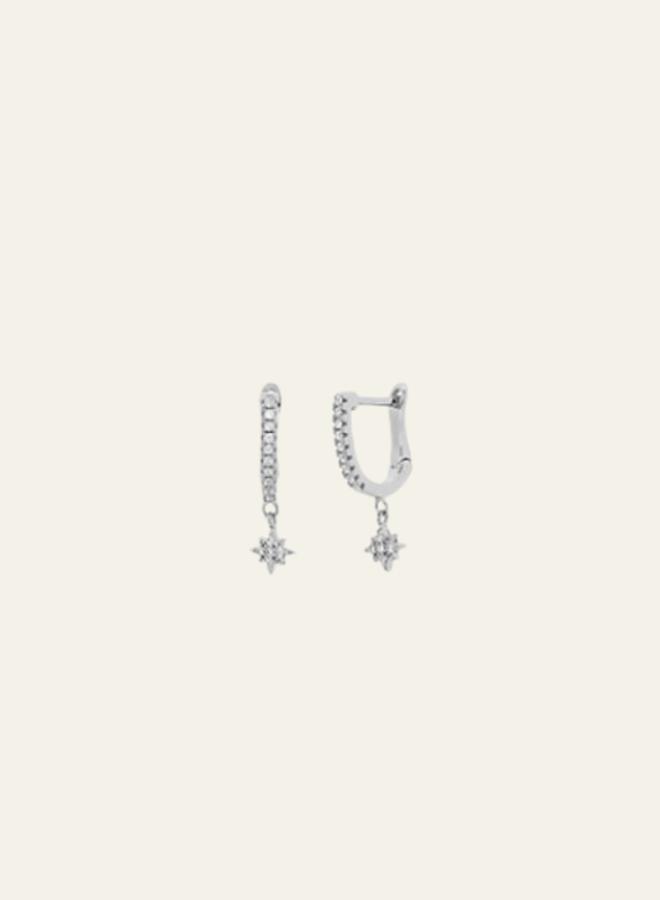 Aleyolé Earring Atlas Silver